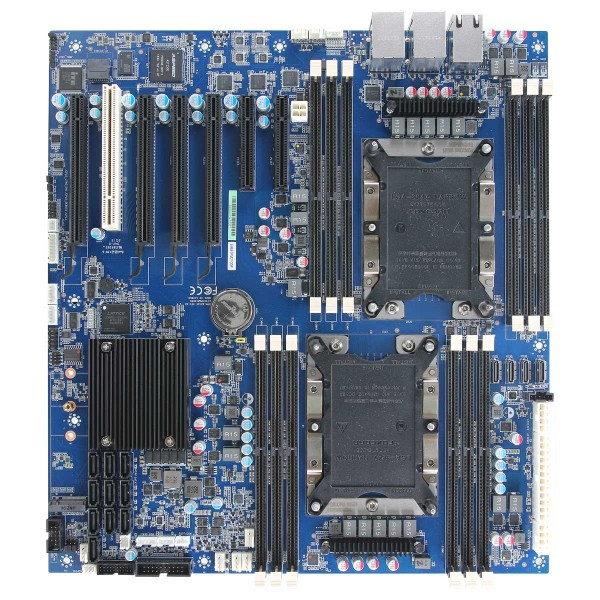 EATX Avalue motherboard, Intel®C621
