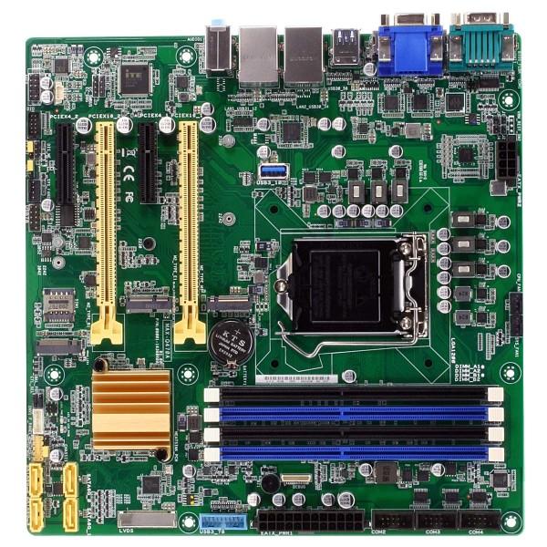 micro-ATX AAEON Industrie, Intel®Q470E Express