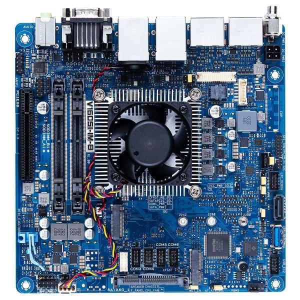 mini-ITX ASUS, Industrie Serie, AMD Ryzen