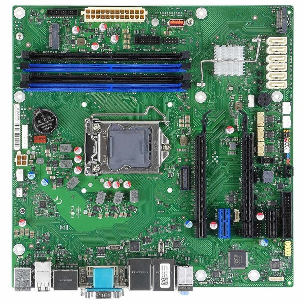 µATX Kontron Industrie Serie, Intel®Q246 Express