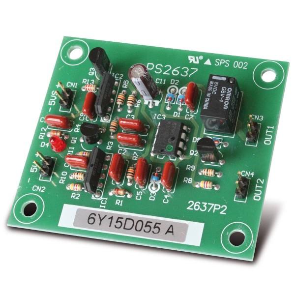 Automatic Startup PC board