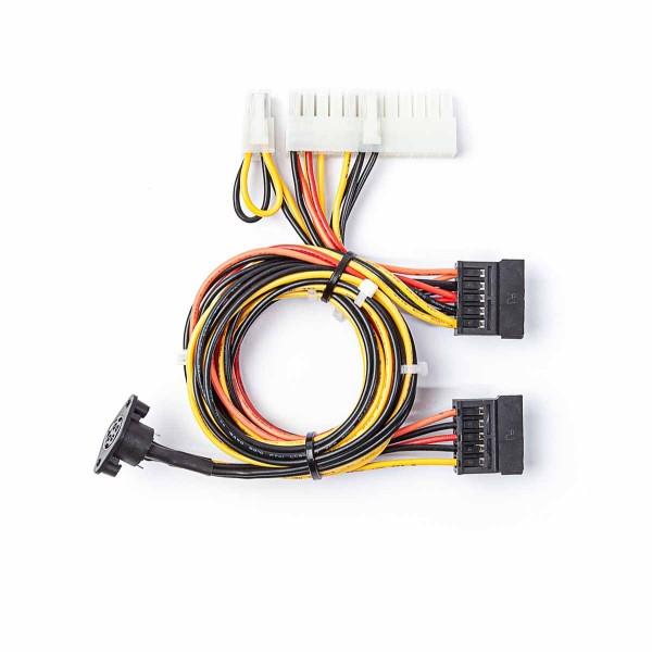 12V Mainboardkabel / Power DIN / AWG 18