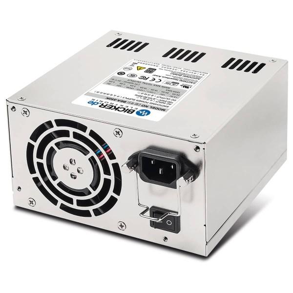 500W / 90-264V / PFC / ATX12V & +24V