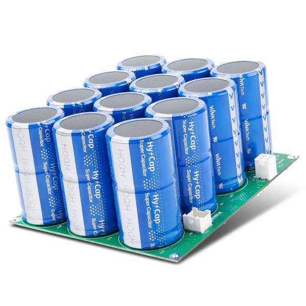 Supercap Pack 13,5 kJ / 15,2V