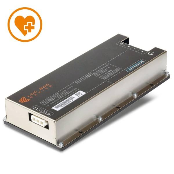 600W / 90-264VAC / 12VDC / 50A
