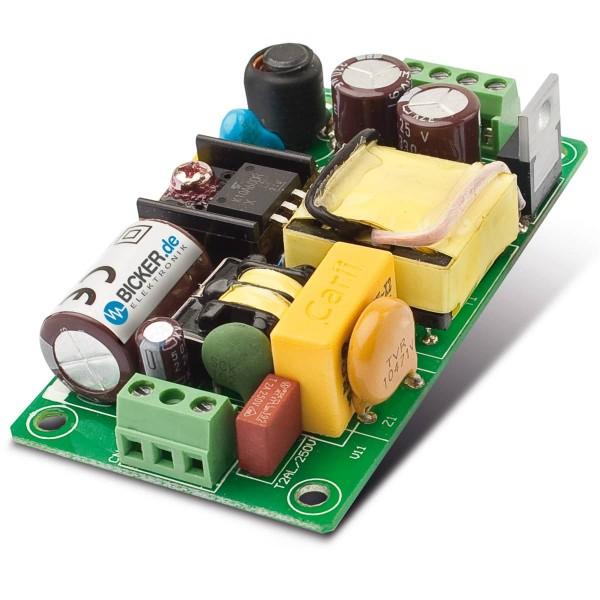 20W / 90-264VAC / +9V Schraubklemmen-Anschlüsse