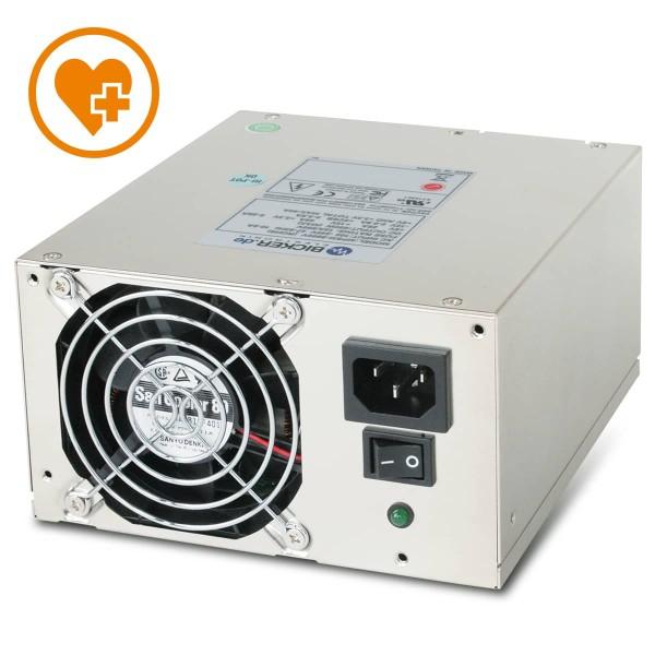 600W / 90-264VAC / PFC / ATX / MED