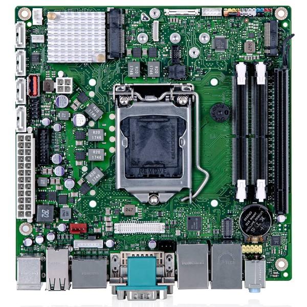 mini-ITX Kontron Industrie Serie, Intel®Q370