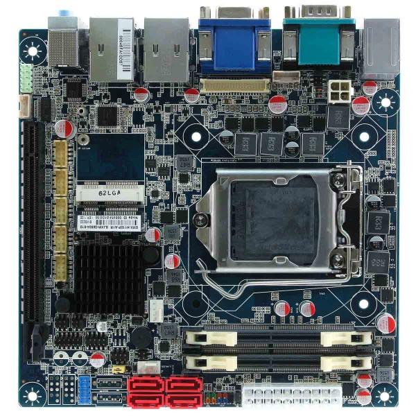 mini-ITX Avalue motherboard, Intel®H110 Express