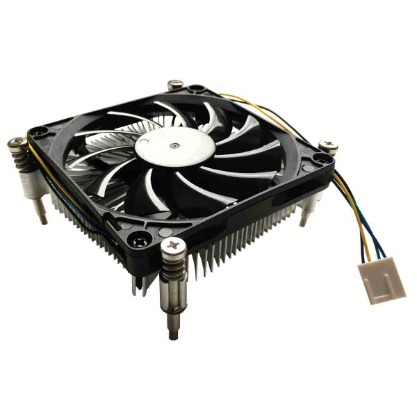 1U Aluminium Sunflower CPU Cooler for LGA 115x PWM