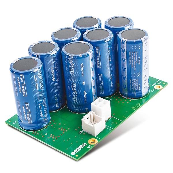 Supercap Pack 3,6 kJ / 10,4V