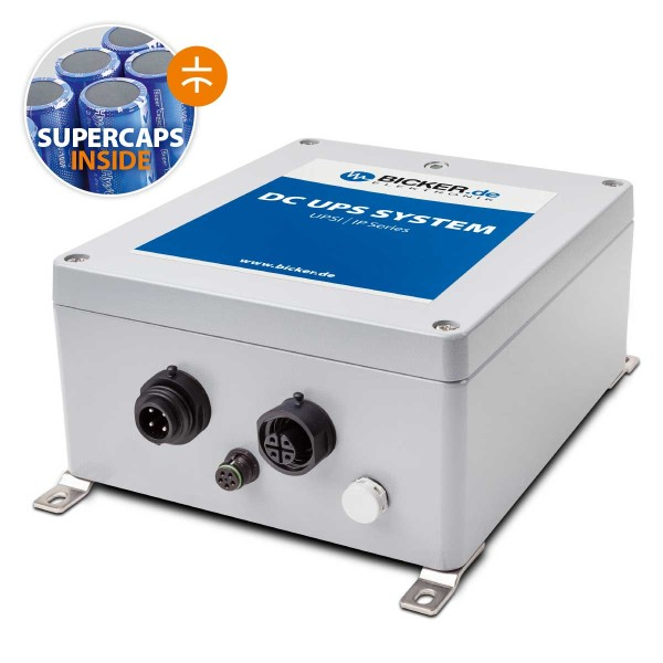 96W / 12VDC 8A / Supercap