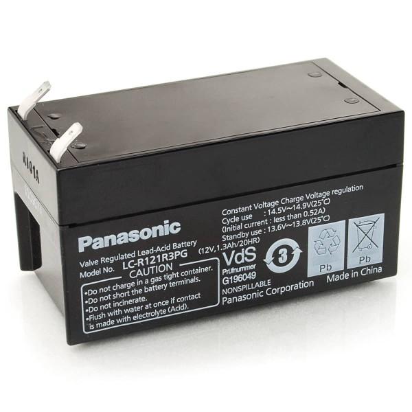 Panasonic Bleibatterie