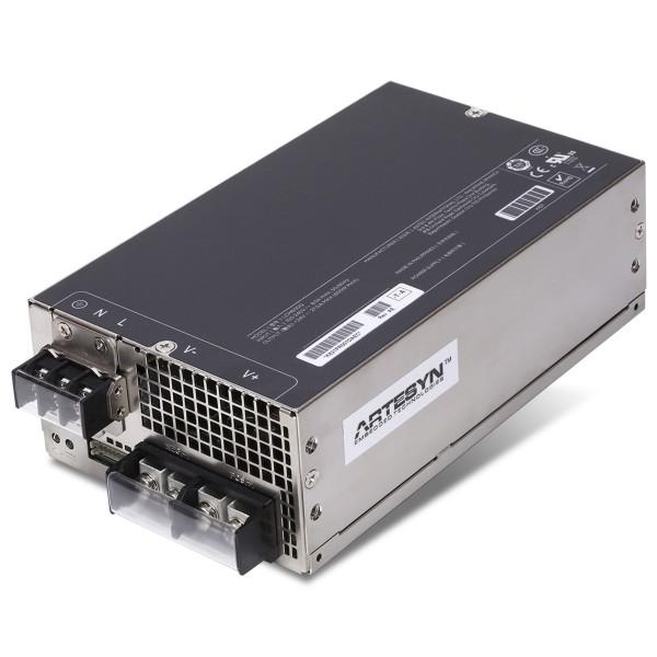 600W / 85-264VAC / 24VDC / 27A