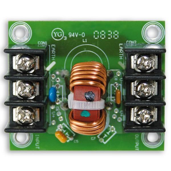 EMV Filter, EN 55022 class B