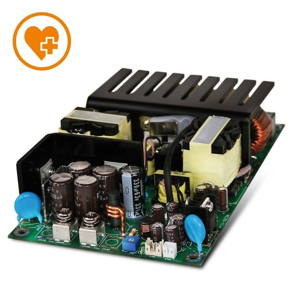 350W / 90-264VAC / +48V