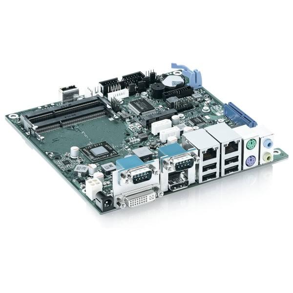 mini-ITX Kontron Industrie Serie, QC GX-424CC