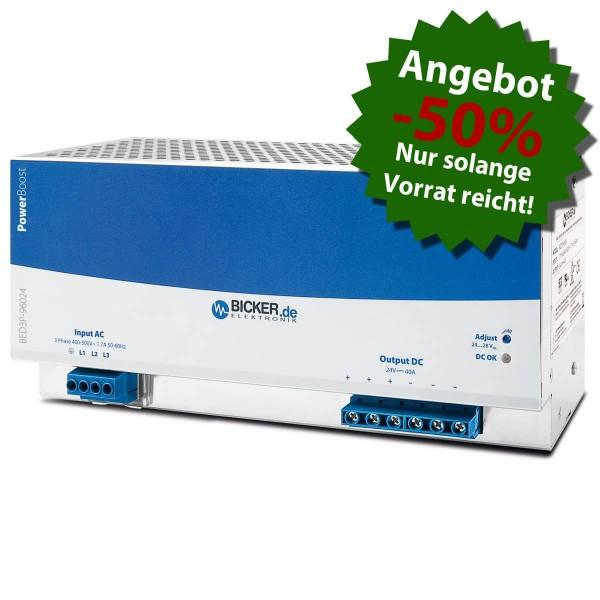 960W / 3x 320...600VAC / 24V / 40A