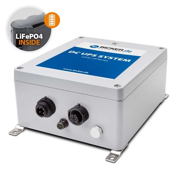 144W / 24VDC 6A / LiFePo4 Batterie