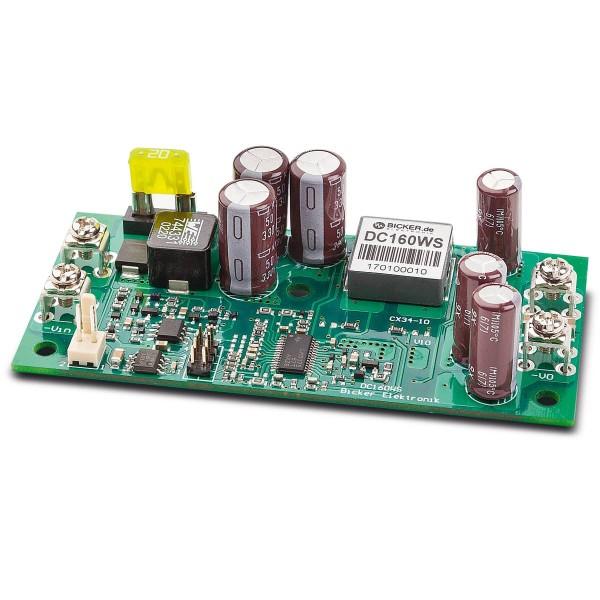 160W / 6-36VDC / +12/+19/+24VDC