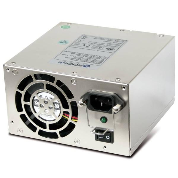 500W / 90-264VAC / ATX12V / 80plus