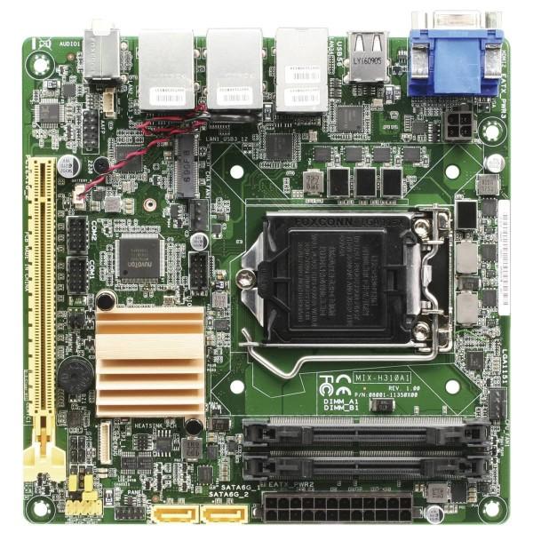 mini-ITX AAEON ind., Intel®H310 Express
