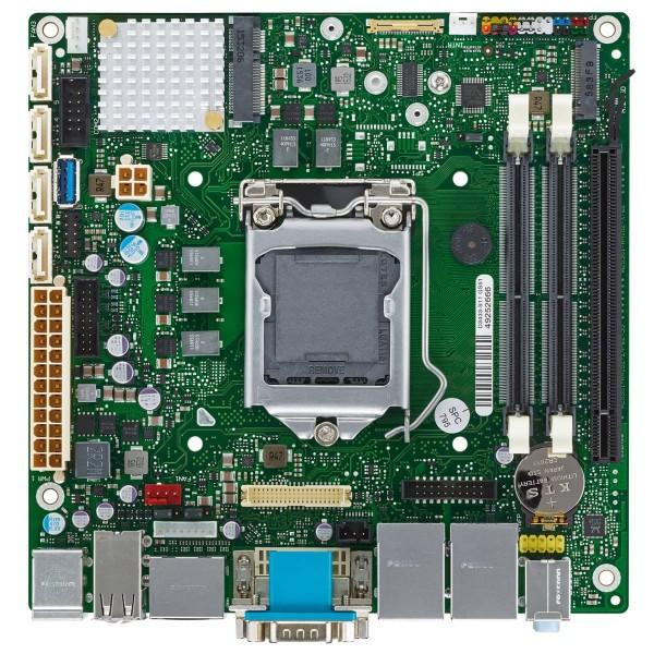mini-ITX Kontron Industrie Serie, Intel®Q170