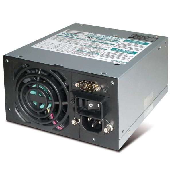 350W / 85-264VAC / PFC / ATX12V / RS232