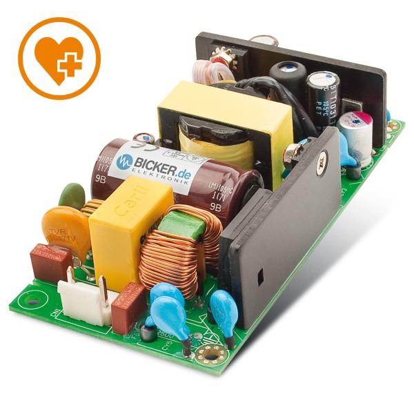 60W / 90-264VAC / +24V