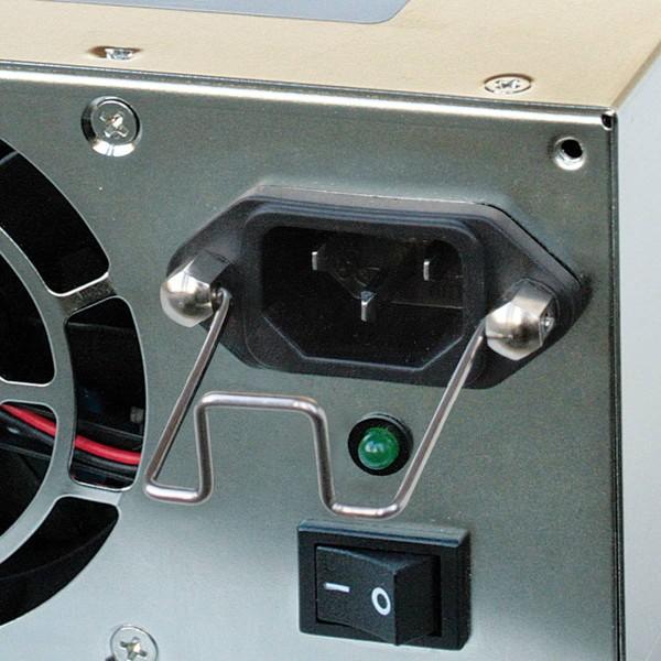 Sicherungsbügelset für IEC-Stecker, lang