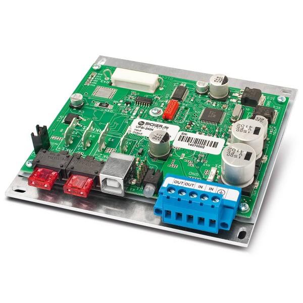 144W / 24VDC 6A / Lastsensor