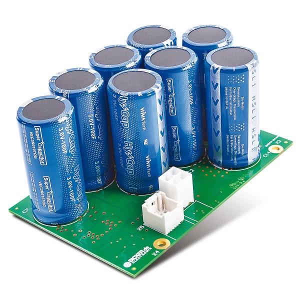 Supercap Pack 3,6 kJ / 20,2V