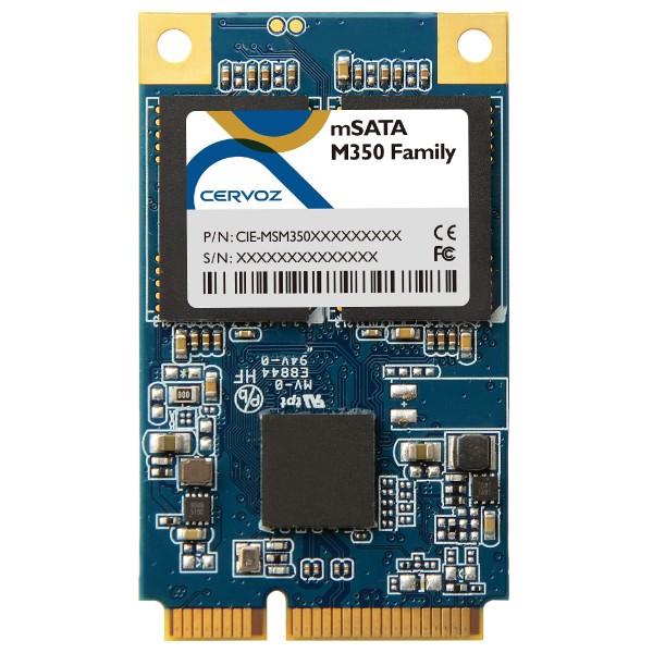 Industrial MSATA Module M350 512GB