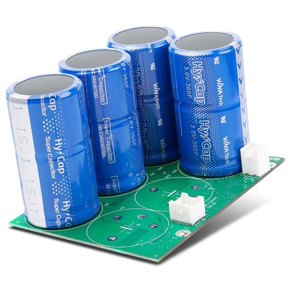 Supercap pack 4,9 kJ / 10,4V