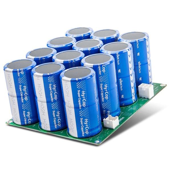 Supercap Pack 13,5 kJ / 30V