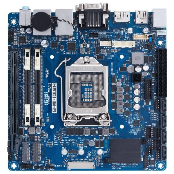 mini-ITX ASUS, Industrie Serie, Intel®H310