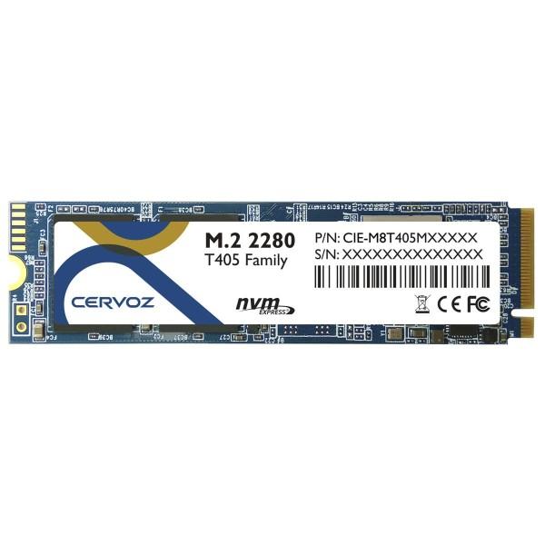 Industrial M.2 2280 T405 PCIe Gen3 x4 256GB